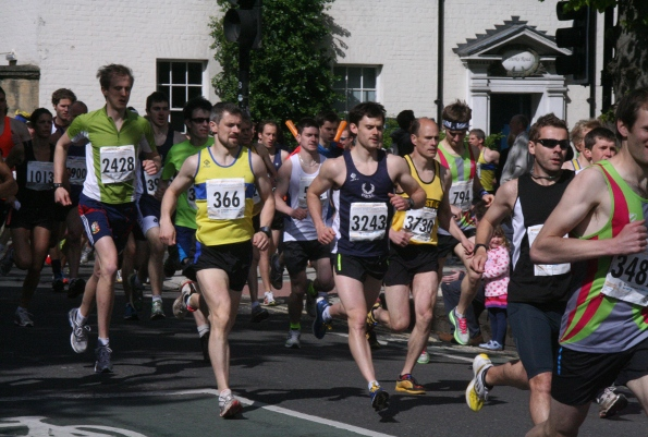 Image for the www.oxonraces.com website